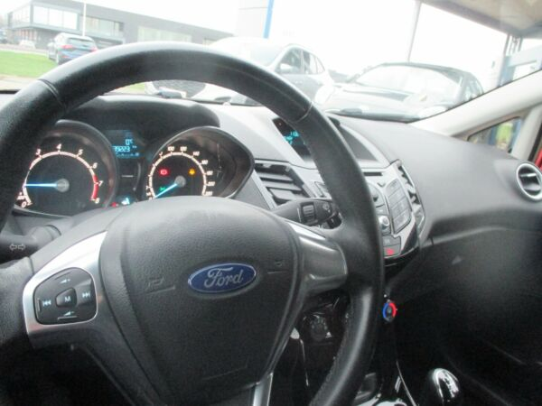 Ford Fiesta 1,0 SCTi 100 Titanium billede 8