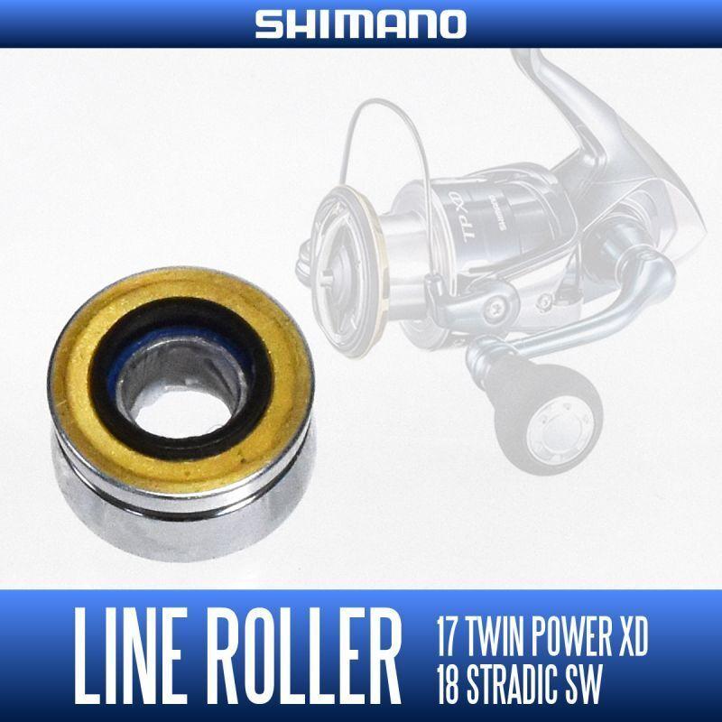 SHIMANO Genuine Line Roller for 17 TWIN POWER XD, 18  STRADIC SW  global distribution