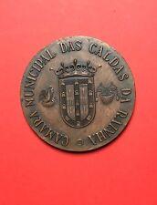 Médaille CAMARA MUNICIPAL DAS CALDAS DA RAINHA