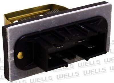 HVAC Blower Motor Resistor WVE BY NTK 4P1334 fits 01-10 Chrysler PT Cruiser