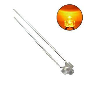 S363-50-Stueck-Miniatur-Mini-LEDs-1-8mm-orange-klar-LED