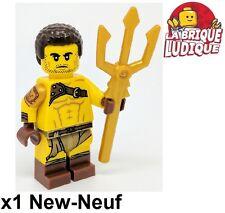 Lego - Figurine Minifig Minifigurine série 17 Roman Gladiator gladiateur NEUF
