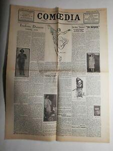 N300-La-Une-Du-Journal-comoedia-16-septembre-1927-isadora-duncan