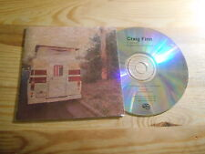 CD Indie Craig Finn - Jackson (2 Song) Promo FULL TIME HOBBY
