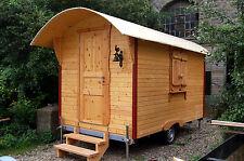 Bauwagen Waldkindergarten Holzwagen Tiny House Food Truck