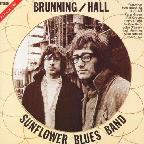 Brunning / Hall Sunflower Blues Band CD