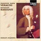 Francesco Maria Veracini, Franceso Barsanti (1999)