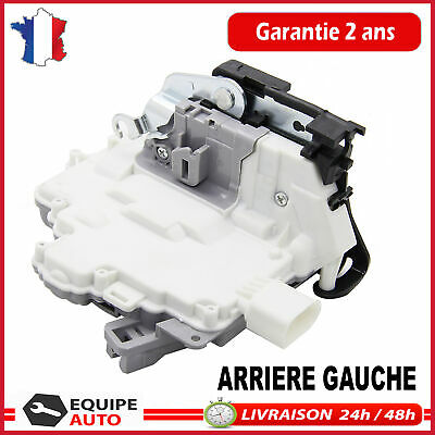 Serrure porte arrière gauche moteur centralisation Seat Leon 1P1 1.2 1.6 1.9 2.0