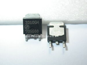10PCS NEW Manu:APEC AP60T03GH Encapsulation:TO-252,N-CHANNEL ENHANCEMENT MODE