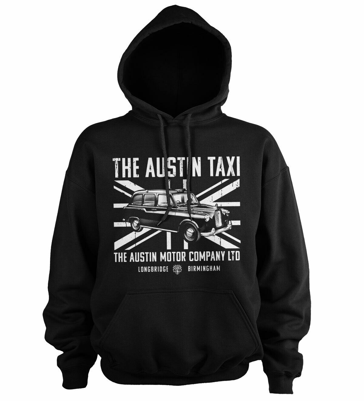 Officially Licensed The Austin Taxi Hoodie S