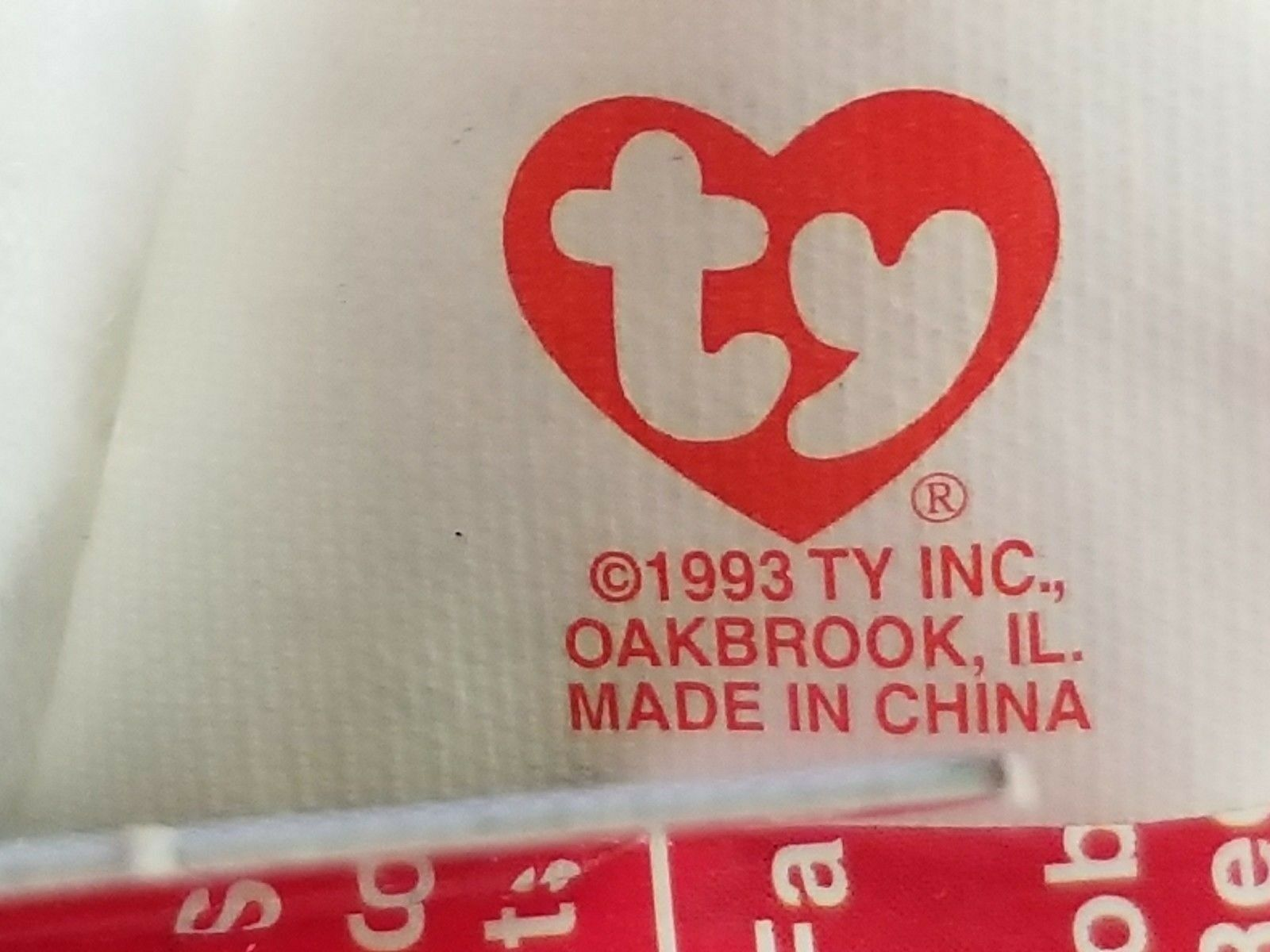 BeanTY toys hobbies   beanbag plush     TY   Beanie Babies originals   retired 238d24
