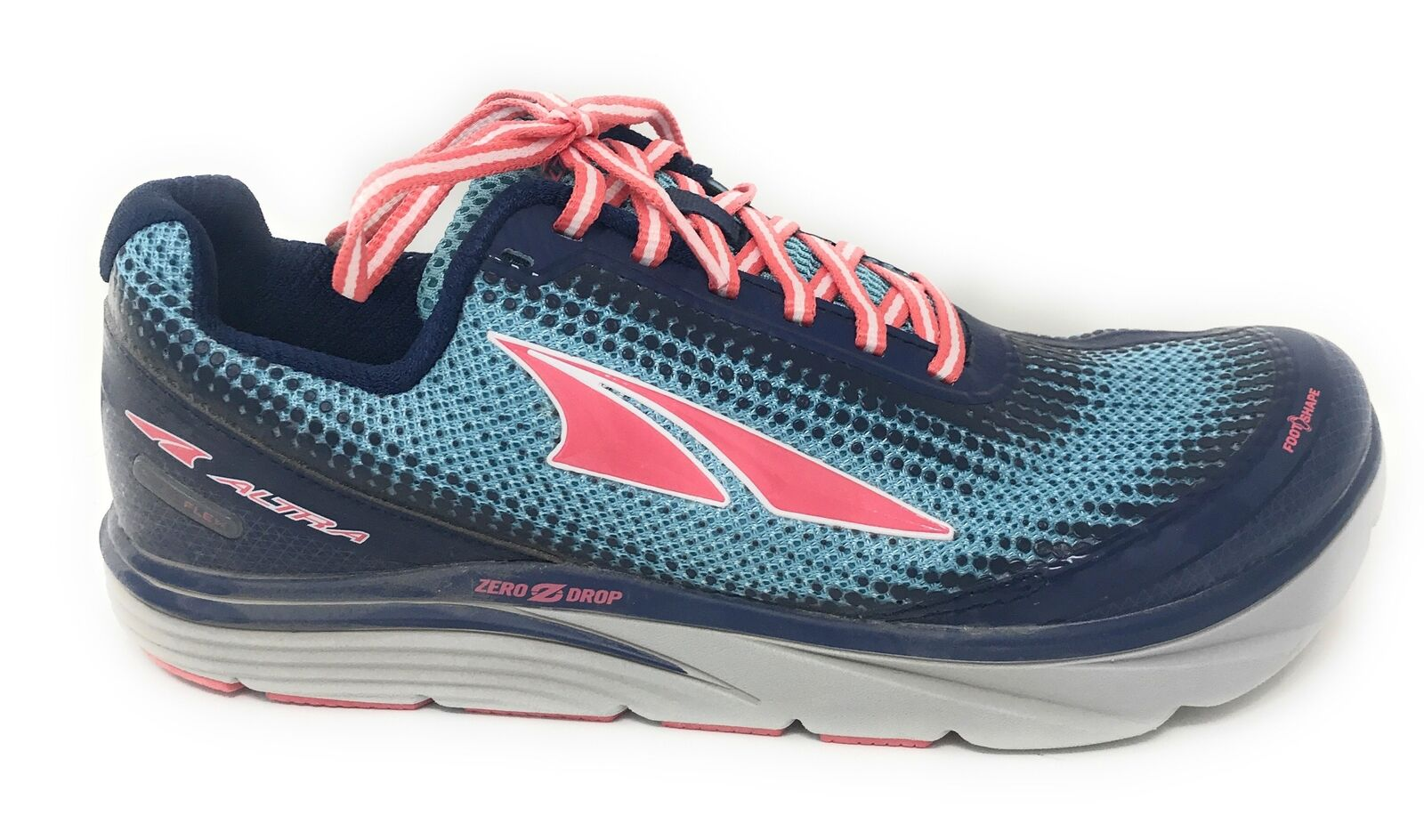 Altra Torin 3.0 Women's Road Running shoes, blueee Coral, 9.5 B US Used