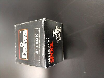 100X SPINNING FISHING REEL EXTRA SPOOL NOS VINTAGE New Old Stock DAIWA A
