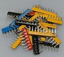 Sip Resistor Arraynetwork Assortment 50 Pieces Ships Free From Usa