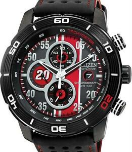 Pre-Owned-Citizen-CA0530-41E-Primo-Eco-Drive-Matt-Kenseth-Limited-Edition