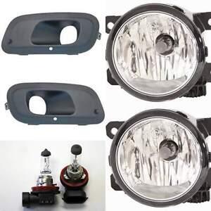 KIT FENDINEBBIA + GRIGLIE LAMPADE FIAT PANDA DAL 2012 DX+SX 6