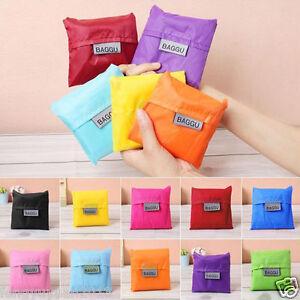 blue-Eco-Shopping-Travel-Shoulder-Bag-Pouch-Tote-Handbag-Folding-Reusable-Bags