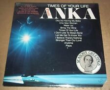 PAUL ANKA - Times of Your Life - United Artists UA-LA569-G SEALED