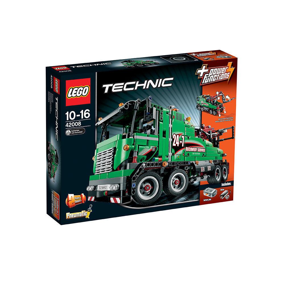 LEGO 42008 Technik Abschlepptruck - NEU
