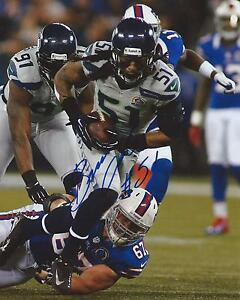 Bruce Irvin Signed 8x10 Photo Seattle Seahawks Autographed COA  supplier