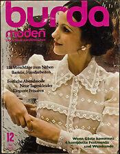 Burda Moden 12.1972