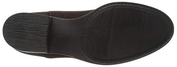 RRP  ALDO Taille 3/4 haelicia 37 haelicia 3/4 Marron en Cuir Véritable Mi-Mollet Motard Slouch boots f8978d