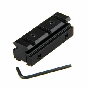 Tactical-11mm-to-20mm-Mount-Base-Picatinny-Weaver-Scope-Dovetail-Rail-Adapter