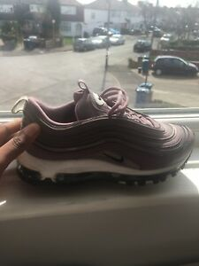 20950a6a46 Nike Air Max 97 TAUPE GREY Womens Trainers SIZE UK 4 | EU 37,5 ...