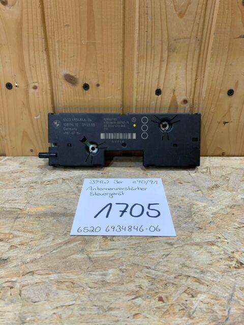 BMW 3er E90-91 Original Steuergerät Antennenverstärker 65206934846