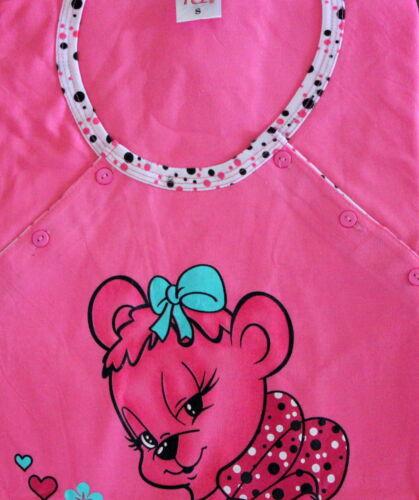2xl Choix de Couleur Grossesse//still-chemise de nuit manches courtes taille s...
