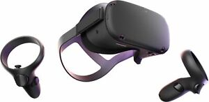 Oculus - Quest All-in-one VR Gaming Headset - 64GB - Black