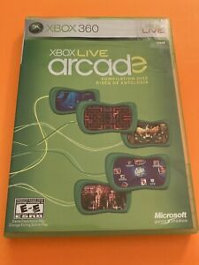 🔥 MICROSOFT XBOX 360  - 💯 WORKING GAME 🔥 XBOX LIVE ARCADE 🔥