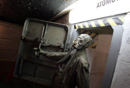 GAS MASK CHERNOBYL CNBC HAZMAT SUIT RADIATION CHEMICAL NUCLEAR PROTECTION SET