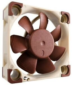 Noctua NF-A4x10 40x40x10mm A-Series Blades with AAO Frame SSO2 Bearing Fan