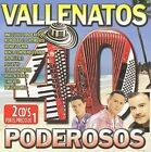 40 Vallenatos Podero by Various Artists (CD, Sep-2009, 2 Discs, Sony Music Distribution (USA))