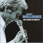 I Don't Remember Ever Growing Up by Andy Williams (CD, Jun-2007, Demon Records (UK))
