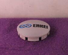 Enkei Silver Custom Wheel Cap Set of One (1)