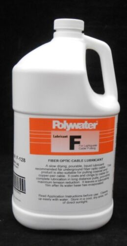 CAT NO F-128 CABLE PULLING LUBRICANT MODEL F POLYWATER
