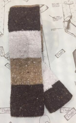 Drake's Knitted Wool And Cashmere Tie 6cm RRP $250