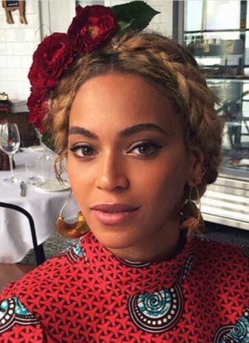 Medium Gold Fulani Earrings