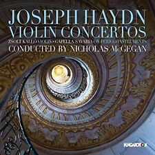 Haydn: Violin Concertos, New Music