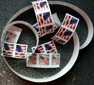 100 Anerican Flag 58 cent us Forever Stamps