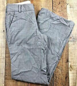 Banana-Republic-Martin-Fit-Light-Gray-Lined-Women-039-s-Pants-Size-0-26x31-034