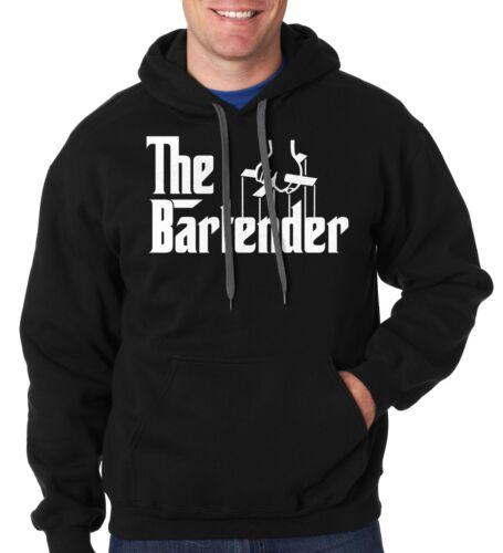 The Bartender Hoodie Gift For Bartender Bar Pub Profession Sweatshirt