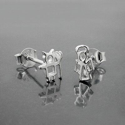 Engel /& Teufel Ohrringe