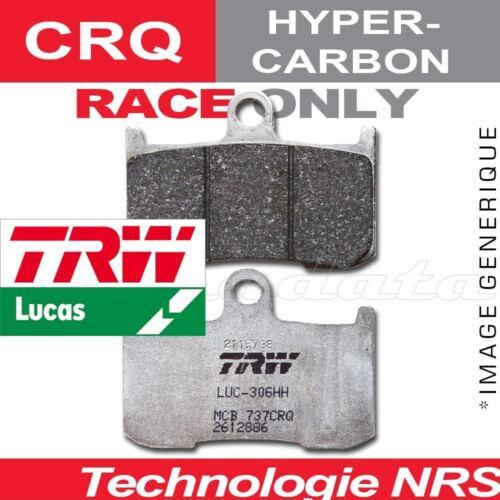 TRW MCB611CRQ Kit pastiglie Freno Freno a Disco