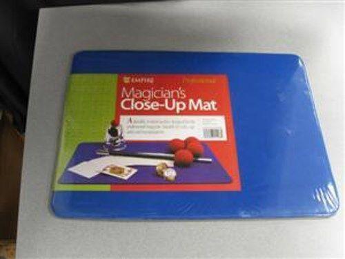 PAD Magic MAGICIANS CLOSE UP MAT - Deluxe Blue