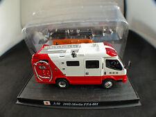 Kiosque/ixo/atlas camion Pompiers Japon Morita FFA-001 jamais joué blister 1/50