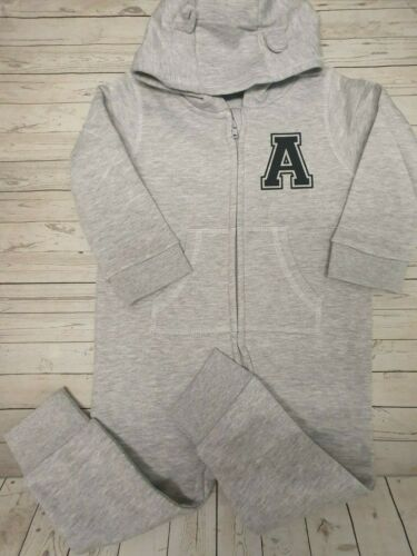 Personalised Toddler all in ones jumpsuit age.6/_12 to 2/_3  super soft,
