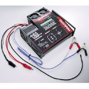 Chargeur automatique Robbe 8121 Power Peak Maxamp 10-15v Dc